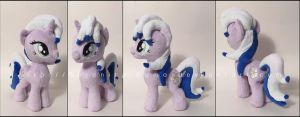 Plushie: Moonlight Blossom - My Little Pony: FiM by Serenity-Sama