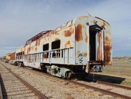 rusted Dome car by roaklin
