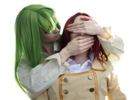 Code Geass:catch you by Ashitaro