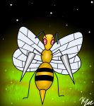 Beedrill by theunderminor