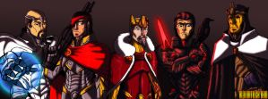 Here We Be Kings by IHComicsHQ