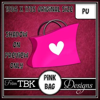 My Little Pink Bag by tbkdesigns
