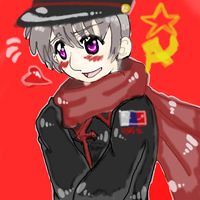 Little Russki by MMD-Ask-SovietRussia