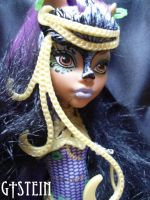 Clawdeen Drag by GusanoMoonster