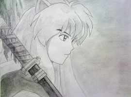 REQUEST: Inu Yasha by carolin36v