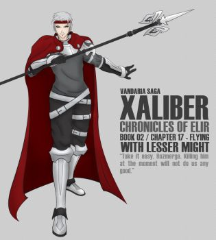 Xaliber by Hantwo