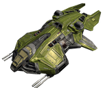 Halo Wars AC-220 Vulture by ToraiinXamikaze