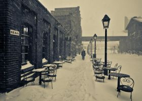 The Distillery District I by somebody3121