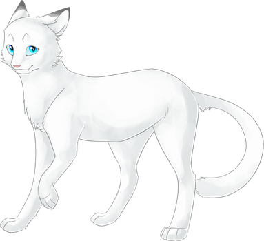 Snowfur by MysticMistSong