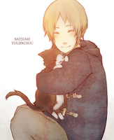 Natsume: Cats are my Comfort by ruuari