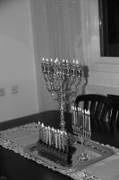 8th day of Chanukkah by ninquetari