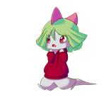 [Prize] - Ralts by Riboo