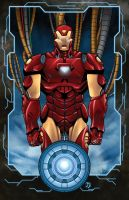 Iron Man Colors by BDStevens