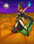 Pumpkin Patch by Redcaterpie