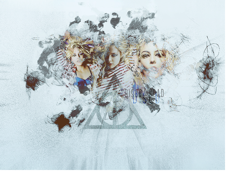 Hipster triangle by dirtylittlerebel