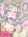 Sadstruck: The Demise of the Fuschia Heiress by elinfan