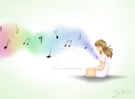 Music colour. by SayokoItomi