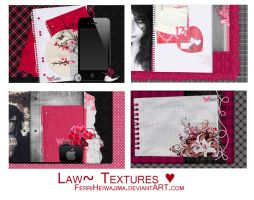 Law Textures pack 24 by FerriHeiwajima