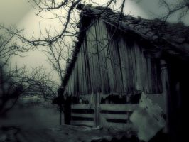 creepy house by kanata91