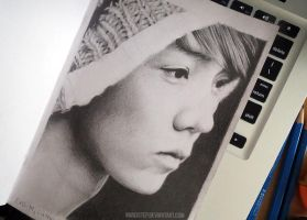 Luhan WIP by narcistep
