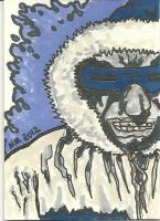 Captain Cold PSC by bedlamnac