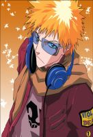 Ichigo Autum by ktownjeff