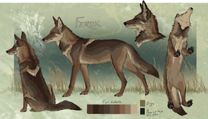 Ferox Reference by Canis-ferox