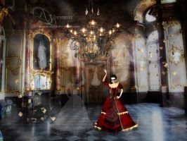 Ghost House by annemaria48