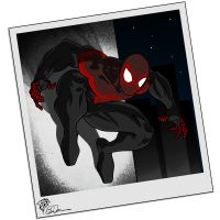 DSC 280711 Ultimate Spiderman by eiledon