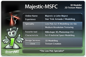 September 2011 DeviantArt ID by Majestic-MSFC