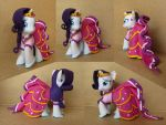 Rarity in Gala Dress Custom by atelok