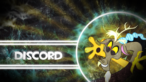 FiM: Discord Wallpaper by M24Designs