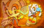 Cream The Rabbit Wallpaper by SonicTheHedgehogBG