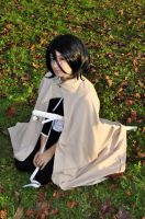 Kuchiki Rukia Cosplay 02 by HellDolly