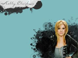 Kelly Clarkson by smilebiggly04