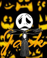 Jack Skellington by House-of-Creativity