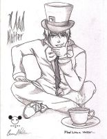 MAD LIKE A HATTER by PandaG