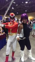 Me and Yoruichi by V1EWT1FUL