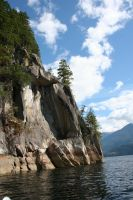 Princess Louisa Inlet Stock 7 by SimplyBackgrounds