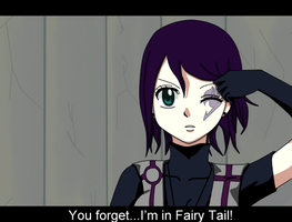 You forget...I'm in Fairy Tail by darkwolfalika