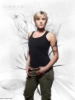 BSG - Starbuck by Blackjack01