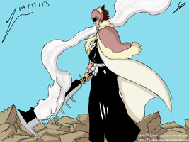 Bleach 561: Abarai Renji- Another Villain by aLunaazzz