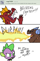 Ask Spike: Majestic Fire by MattCattOfficial