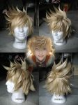 Wig Styling - Roxas II by Rociel-Redgraves