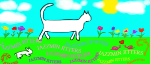 JAZZMIN JITTERS: TIPTOE THROUGH MY FLOWER GARDEN! by MystMoonstruck