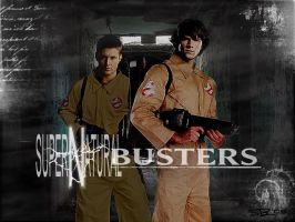 SuperNatural Busters by ryansd