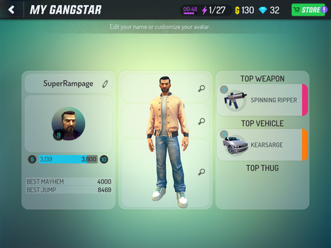 My ID profile 2017(Gangstar 5) by BluSniper21