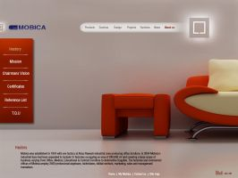 mobica web interface 1 by fedo86