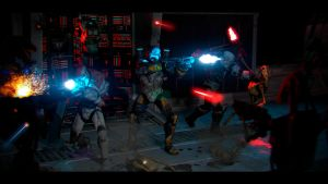 Republic Commando: Close combat by KirilloTR0N
