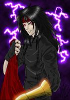 Vincent Valentine +Colored+ by AerithReborn
